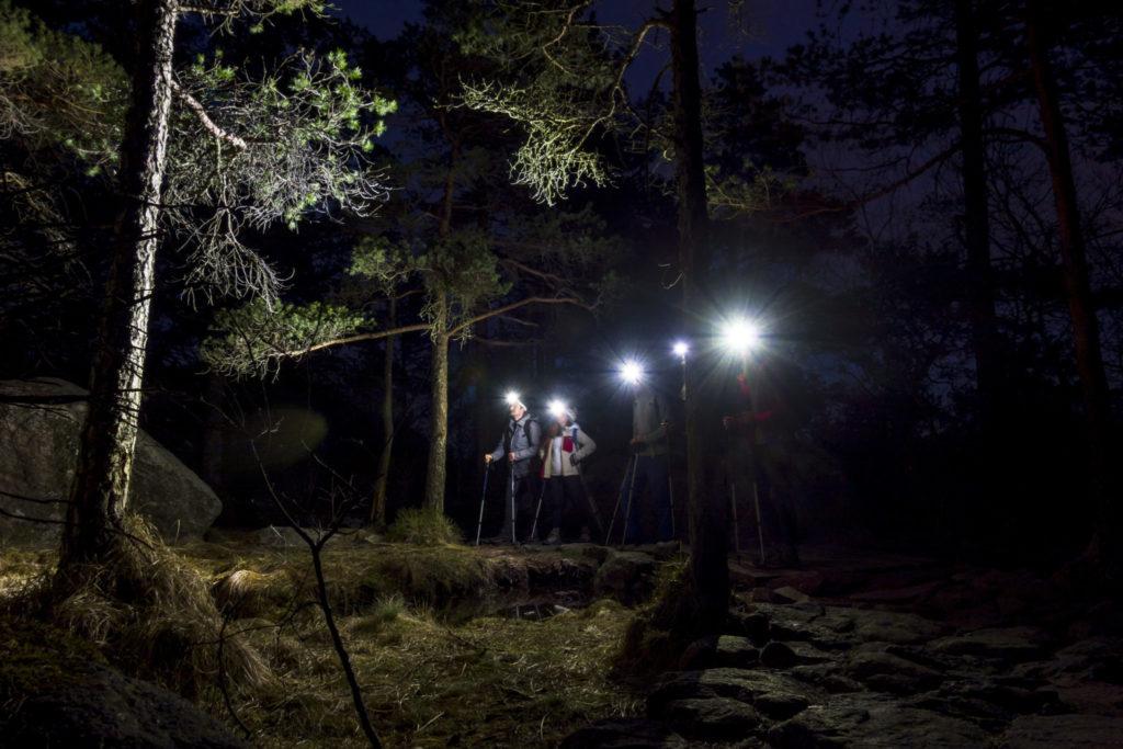 mejores linternas para viajar