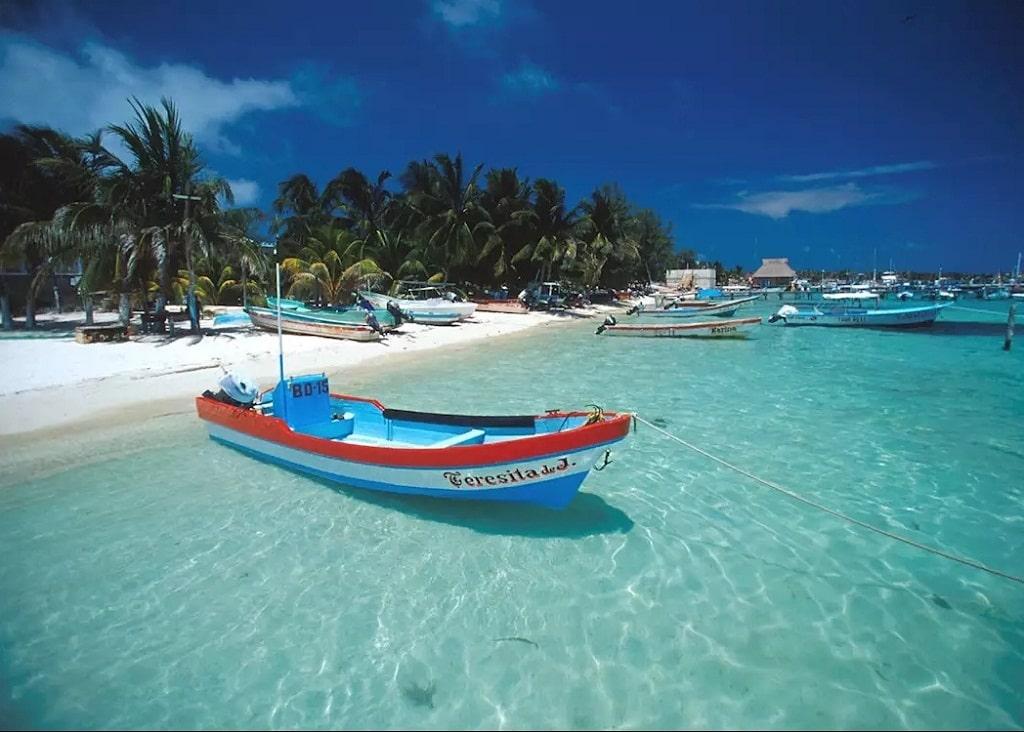 Playas en la Riviera Maya: Isla Mujeres